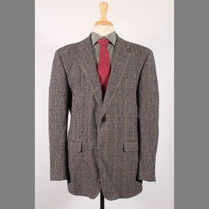 Brooks Brothers 44R Gray Sport Coat G242